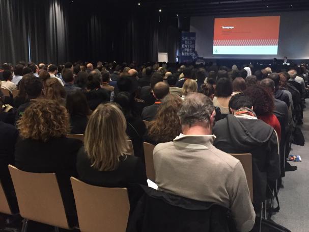 Conférences thématiques L'Entreprendre Cerfrance au SDE 2018