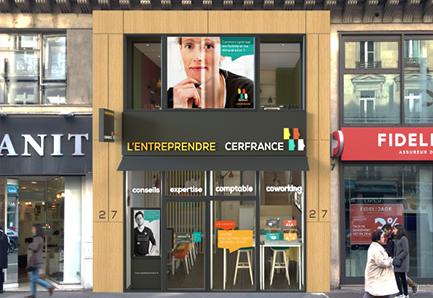 image «L'Entreprendre» OPERA